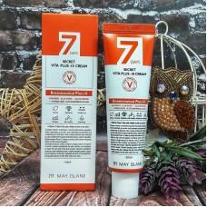 Крем витаминизированный  / [MAY ISLAND] 7Days Secret Vita Plus-10 Cream 50ml